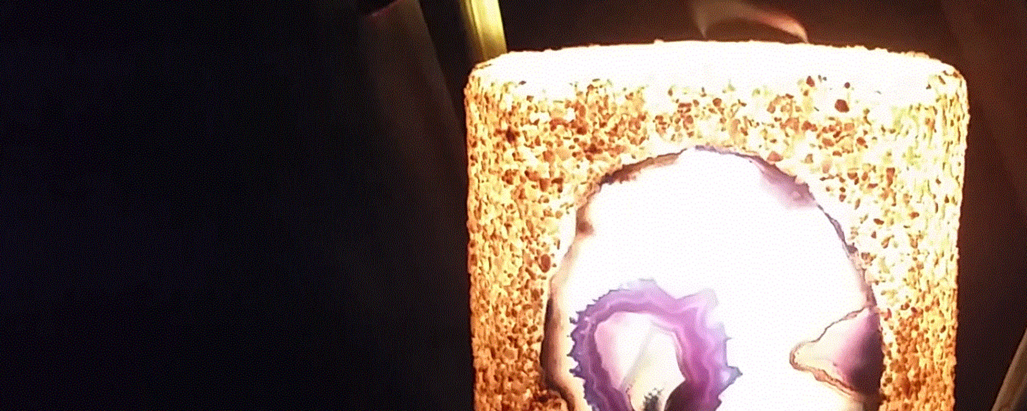 Image of agate sand candles header image 3