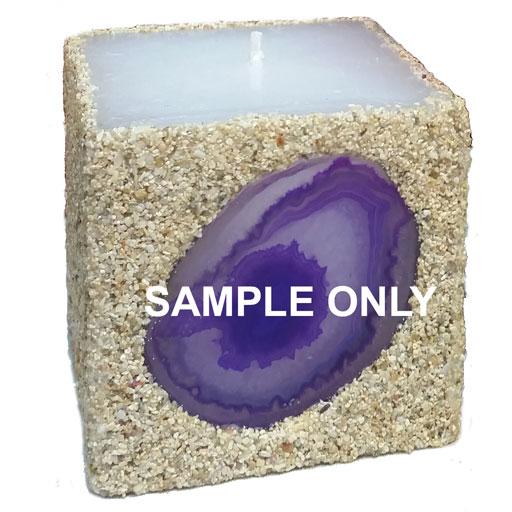 purple small cube
