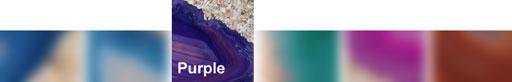 purple agate color table